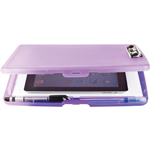 STORE N GO SLIM CLIPBOARD CASE PURPLEBLUE 7050131
