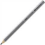 FABERCASTELL GRIP TRIANGULAR GRAPHITE PENCIL HB BOX 12