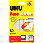 UHU TAC WHITE 50GM
