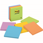 POSTIT 6545UC ULTRA NOTES 76 X 76MM JAIPUR PACK 5