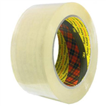 SCOTCH 370 SEALING TAPE GENERAL PURPOSE 48MM X 75M CLEAR