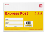 AUSTRALIA POST EXPRESS POST ENVELOPE C5 162MM X 229MM PK10