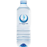 NU PURE SPRING WATER BOTTLE 600ML CTN24