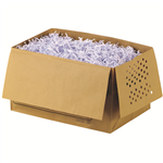 REXEL AUTO300 SHREDDER BAG RECYCLABLE 40L BOX 20