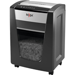 REXEL MOMENTUM X420 MANUAL FEED CROSS CUT SHREDDER
