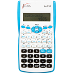 JASTEK JASCS1 SCIENTIFIC CALCULATOR WITH COVER ASSORTED
