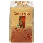 BUNDABERG RAW SUGAR 1KG BAG