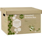 MARBIG ENVIRO ARCHIVE BOX 420 X 315 X 260MM CARTON 20