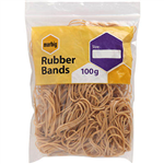 MARBIG RUBBER BANDS SIZE 16 100G