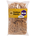 MARBIG RUBBER BANDS SIZE 35 500G