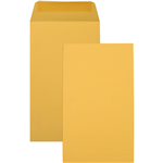 CUMBERLAND P7 ENVELOPES SEED POCKET PLAINFACE MOIST SEAL 85GSM 145 X 90MM GOLD BOX 500