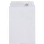 CUMBERLAND C4 ENVELOPES POCKET PLAINFACE STRIP SEAL 100GSM 324 X 229MM WHITE PACK 25