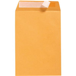 CUMBERLAND ENVELOPES POCKET PLAINFACE STRIP SEAL 100GSM 380 X 255MM GOLD BOX 250