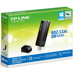 TPLINK AC1200 WIRELESS DUAL BAND USB ADAPTER