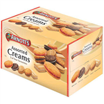 ARNOTTS BULK ASSORTED CREAMS BISCUITS 3KG