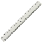 LINEX 434 FLAT SCALE RULER 300MM