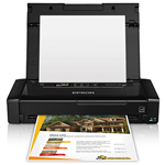EPSON WF100 WORKFORCE MOBILE WIRELESS INKJET PRINTER A4
