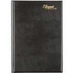 CUMBERLAND 2022 ELEGANT APPOINTMENT DIARY DAY TO PAGE 30 MINUTE A5 BLACK