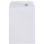 INITIATIVE C4 ENVELOPES POCKET PLAINFACE STRIP SEAL 80GSM 324 X 229MM WHITE BOX 250