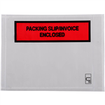 CUMBERLAND PACKAGING ENVELOPE SLIPINVOICE ENCLOSED 155 X 115MM WHITE BOX 1000