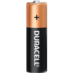 DURACELL COPPERTOP ALKALINE AA BATTERY
