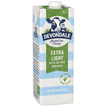 DEVONDALE LONG LIFE SKIM MILK 1 LITRE