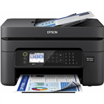 EPSON WF2850 WORKFORCE WIRELESS MULTIFUNCTION INKJET PRINTER A4