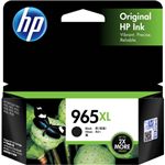 HP 3JA84AA 965XL HIGH YIELD INK CARTRIDGE BLACK