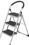 3 STEP LADDER  465W X 770D X 1020H MM