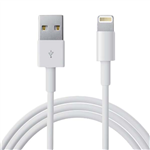 USB LIGHTNING SYNCHARGE CABLE FOR IPHONE 1M WHITE