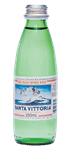SANTA VITTORIA  STILL  NATURAL MINERAL WATER 250ML CTN24 GLASS BOTTLE