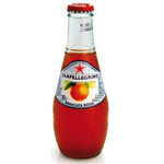 SAN PELLEGRINO ARANCIATA ROSSA GLASS BOTTLE CTN 24