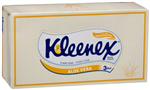 KLEENEX FACIAL TISSUES ALOE VERA 3PLY WHITE  BOX 95