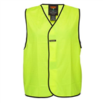 PRIME MOVER MV116 HI VIS VEST DAY USE ONLY