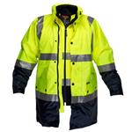 PRIME MOVER MJ996 DAYNIGHT 3IN1 COMBINATION JACKET