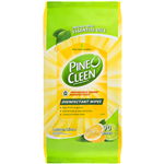 PINE O CLEEN SURFACE WIPES LEMON PACK 90