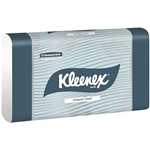 KLEENEX COMPACT HAND TOWEL 90 SHEET PACK CARTON 24