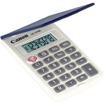 CANON LC210L POCKET CALCULATOR HARD COVER 8 DIGIT WHITE