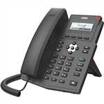 FANVIL X1SP ENTERPRISE IP DESKTOP PHONE BLACK