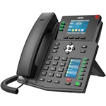 FANVIL X4U ENTERPRISE IP DESKTOP PHONE BLACK