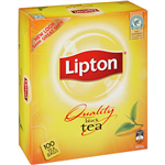 LIPTON TEA BAGS BOX 100