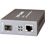 TPLINK MC220L GIGABIT SFP MEDIA CONVERTER