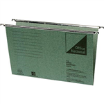 OFFICE NATIONAL SUSPENSION FILES FOOLSCAP GREEN BOX 50