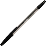 INITIATIVE BALLPOINT PENS MEDIUM BLACK BOX 50