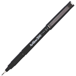 ARTLINE 200 FINELINER PEN 04MM BLACK