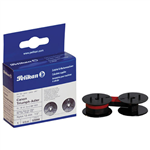 PELIKAN COMPATIBLE GROUP 24 CALCULATOR RIBBON BLACKRED