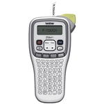BROTHER PTH105 PTOUCH LABEL MAKER WHITEGREY