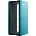 S POD SINGLE PERSON OFFICE POD TURQUOISE