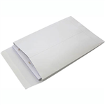 TUDOR C4 ENVELOPES POCKET EXPANDABLE PLAINFACE STRIP SEAL 100GSM 340 X 229MM WHITE BOX 100