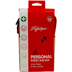 TRAFALGAR PERSONAL FIRST AID KIT SOFT PACK
